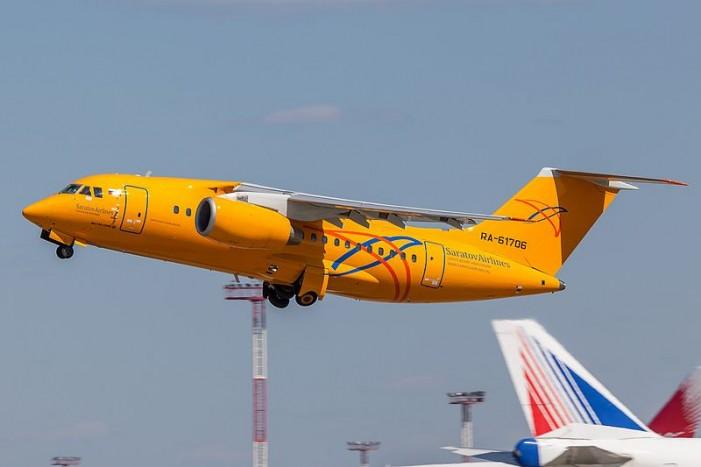 (Видео) Во близина на Москва се срушил авион со 71 патник