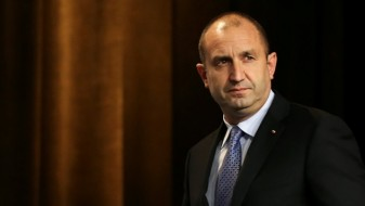 Бугарскиот претседател на средба со Иванов во Скопје