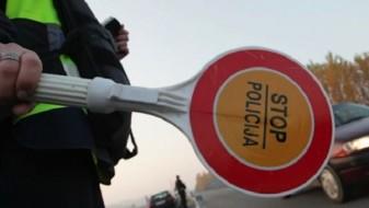 Поради снимање филм, сообраќајот на патот Радовиш-Штип се пренасочува