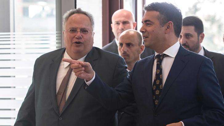 Грчки медиуми  Коѕијас и Димитров ќе се состанат во Софија