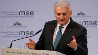 Јилдирим: Турција не води војна, туку се бори против тероризмот