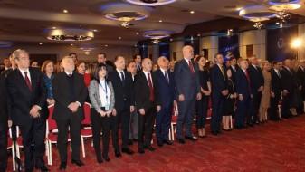Џафери, Османи и Филипче на свеченост во Приштина по повод 10 години независност на Косово