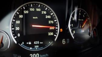 Хрват возел 316 километри на час на автопат во Швајцарија