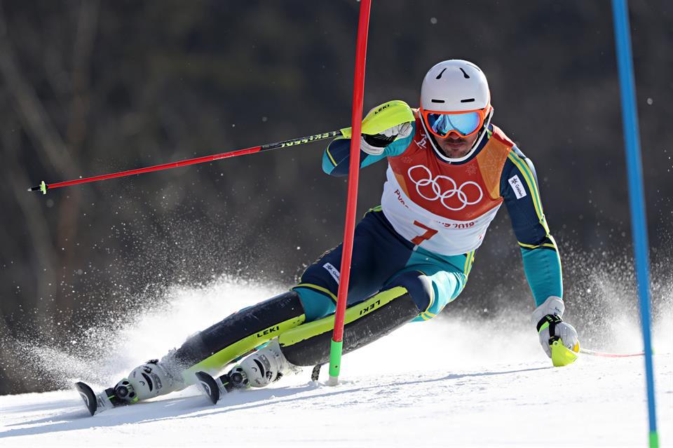 Ристевски без пласман во слалом  Мирер освои злато
