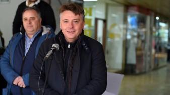 Срамно е што Шилегов се фали со простор за автобуска станица, смета ВМРО-ДПМНЕ