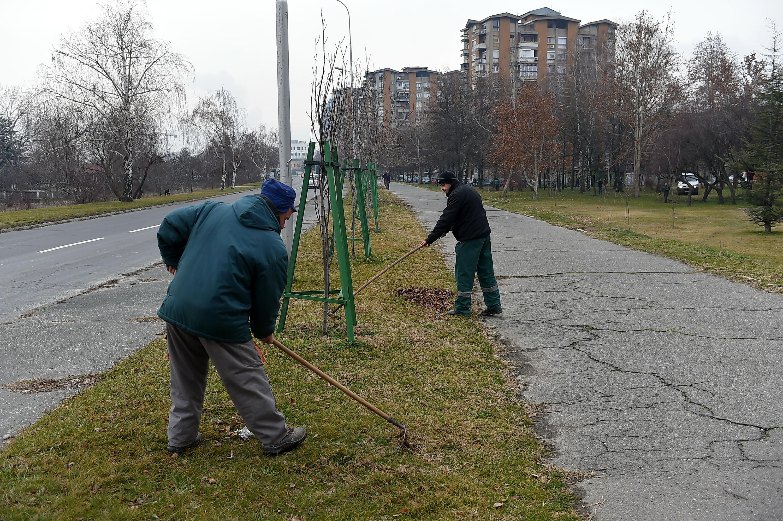 Град Скопје ќе продолжи со чистење  како мерка против загадувањето