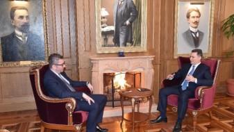 СДСМ: Мицкоски ги брани криминалите на Груевски