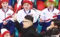 Севернкорејските навивачи го нападнаа лажниот Ким Џонг-ун