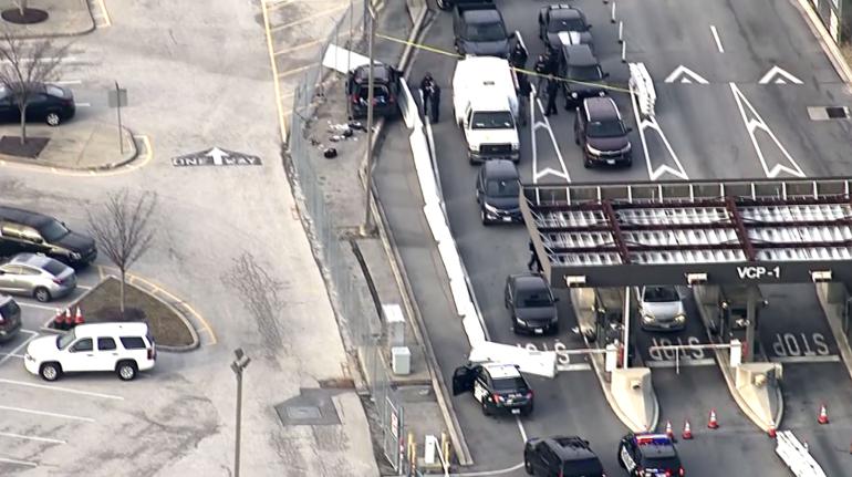Тројца ранети во пукање пред седиштето на американската агенција за национална безбедност