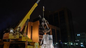 Општина Центар: Споменикот на Ќосето беше дивоградба