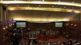 Одложена вонредната седница на косовското собрание за демаркацијата