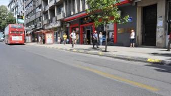 Скопјанка се здобила со скршеници откако се удрила во автобус