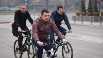 Општина Карпош: Велосипедите да станат замена за моторните возила во Скопје