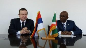 Дачиќ: Бурунди го повлече признавањето на Косово