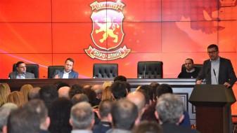 Драган Данев и Александар Велјановски избрани за нови членови на ИК на ВМРО-ДПМНЕ