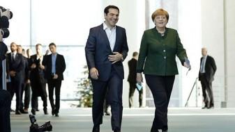 Прашањето за името на дневен ред на средбата Ципрас – Меркел во Брисел