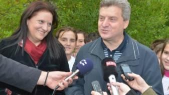 Претседателот Иванов и сопругата ќе се сретнат со Ердоган во Турција