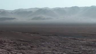 (Видео) Зима на Марс – НАСА објави нова снимка