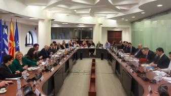 Седма рунда консултации меѓу македонското и грчкото МНР, следниот состанок во Атина