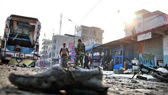 Напад во Кабул: Бомбаш-самоубиец активирал експлозив во близина на Американската амбасада