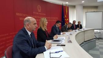 Николовски: Поддршката од ЕУ и од донаторската заедница е од големо значење за идните политики во земјоделскиот сектор