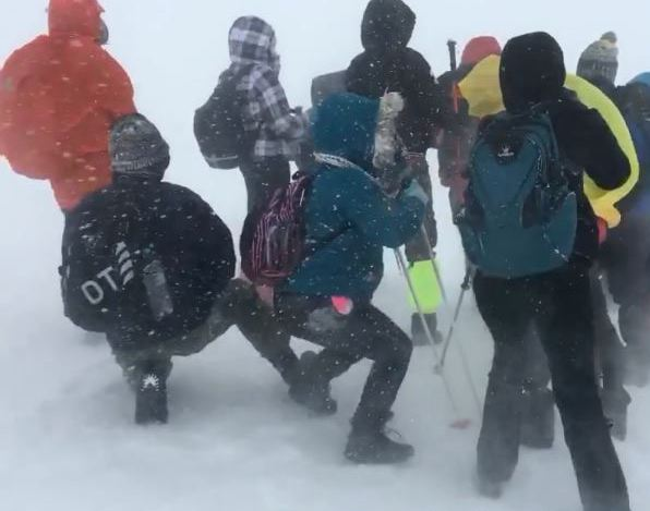 Фамилиите на загинатите планинари  Поради лошата организација попусто отидоа два млади животи