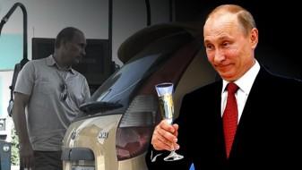 """Путин тврди дека вози стара """"лада"""", а е еден од најбогатите луѓе во светот"""