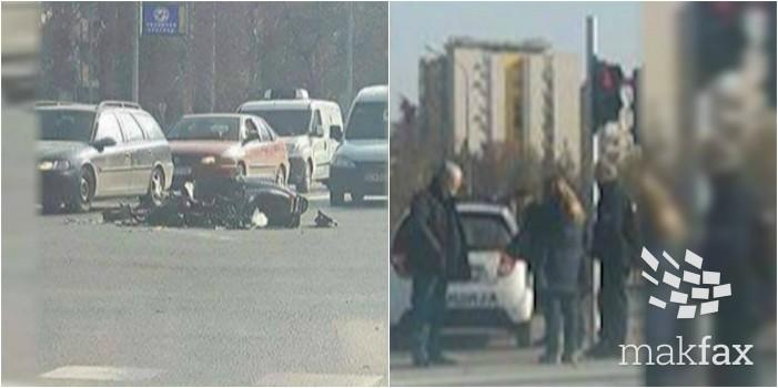 Јакимовски не го возел џипот што удри моторџија, извести МВР