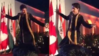 (Видео) Канадскиот премиер заигра традиционален индиски танц и го навлече на себе гневот на јавноста