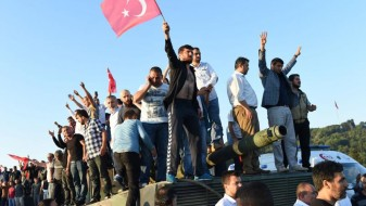 Турција: 64 припадници на војската осудени на доживотен затвор поради обидот за пуч