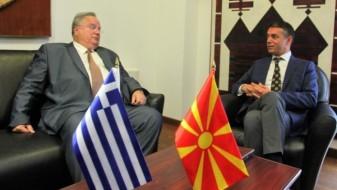 Коѕијас ги пакува куферите за престој во Македонија