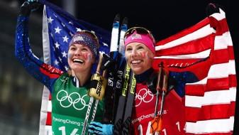 """ЗОИ Пјонгчанг: Американките """"златни"""" во спринт"""