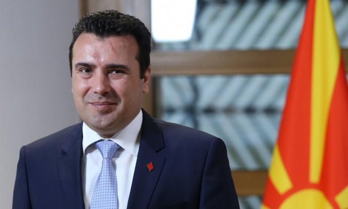 Премиерот Заев вечерва во посета на Турција
