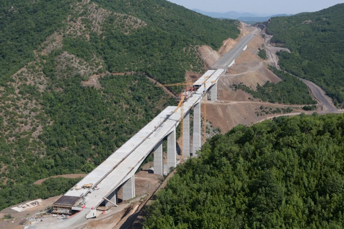Автопатот Демир Капија-Смоквица следниот месец ќе биде пуштен во употреба