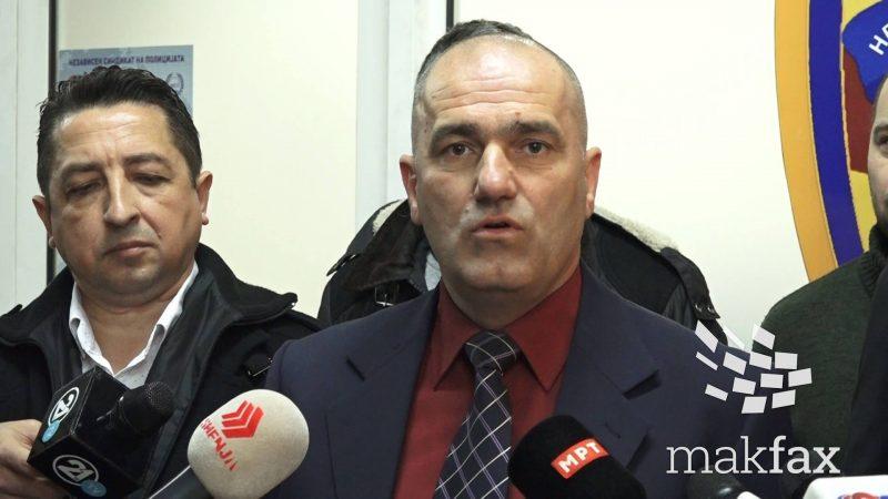 (Видео) Тодев: МВР нема доволно униформи за полицијата