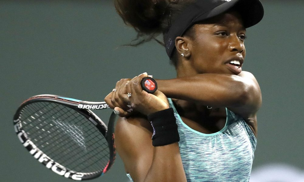 vickery black personals Sachia vickery (born may 11, 1995) is an american professional tennis player she first entered the top 100 in 2018 and recently reached a career-high of no 75 in the world in the women's tennis association (wta) rankings her best results on the wta tour came at the 2018 auckland open and the 2018 monterrey open, where she reached the semifinalsvickery has also won three itf singles titles.