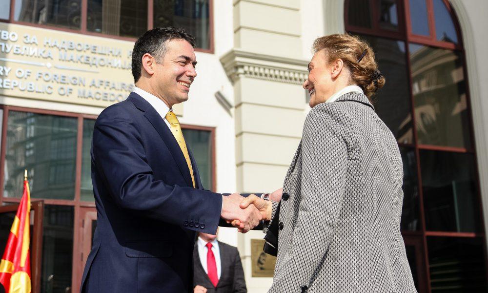 Хрватска поддршка за членство во евро атланското семејство