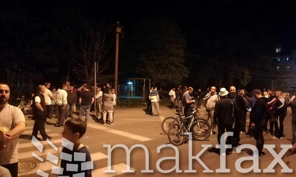 Очевидци за  Макфакс   Детето поминуваше улица на пешачки премин