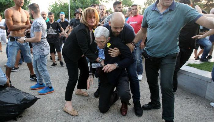 Бутарис: Тоа беше кукавички напад