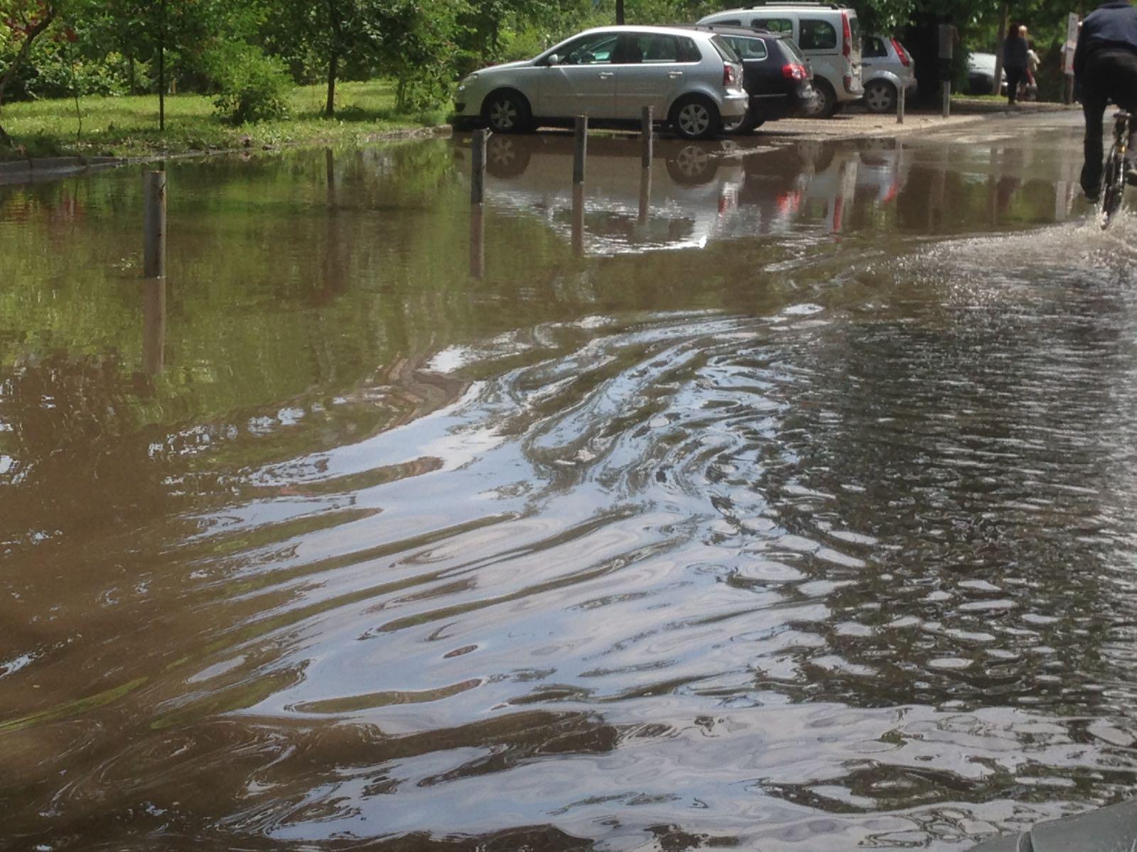 поплава, Охрид, невреме