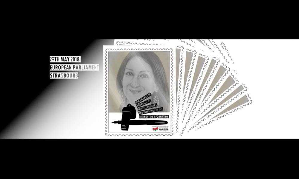 Луѓето кои го открија прислушувањето во Македонија, номинирани за награда во чест на убиената малтешка новинарка