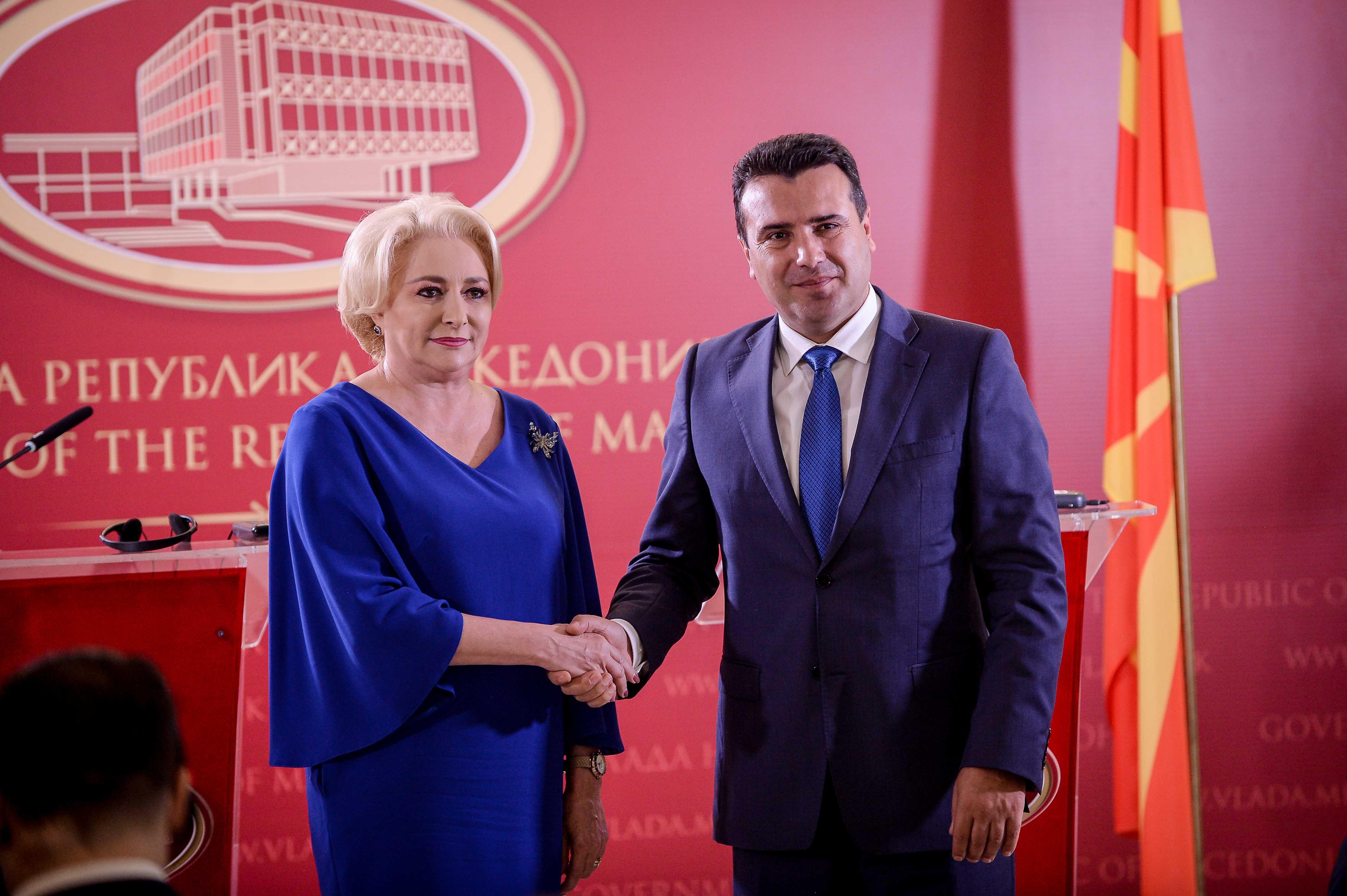 Зоран Заев, Данчила