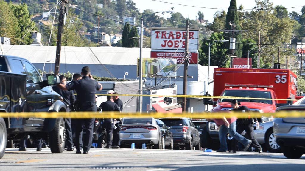 Лос Анџелес, заложници
