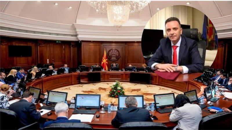 Владата на седница ќе го разгледа предлогот за разрешување на директорот на БЈБ