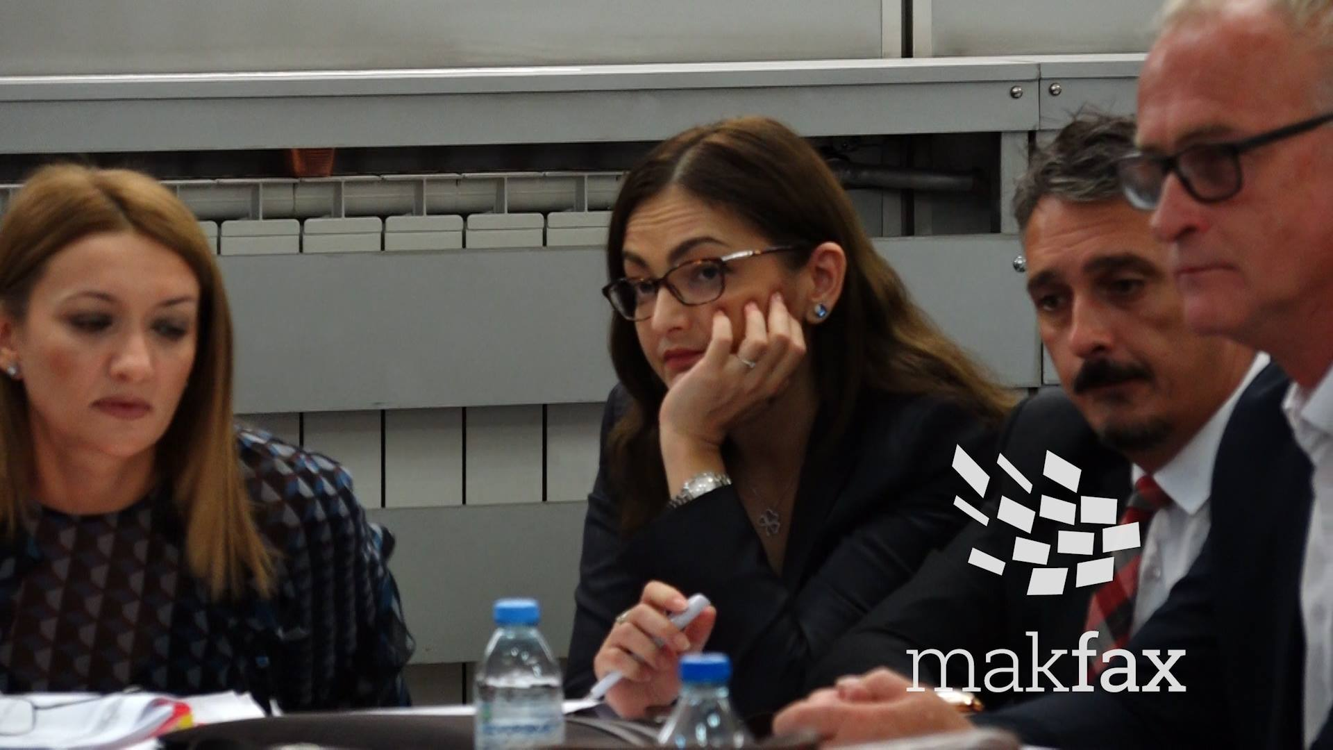 Гордана Јанкулоска, Титаник, СЈО