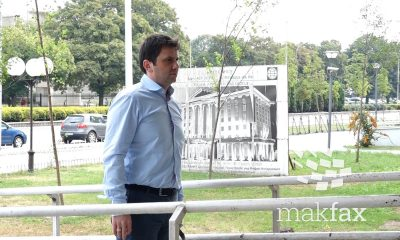 Миле Јанакиески, Титаник, СЈО