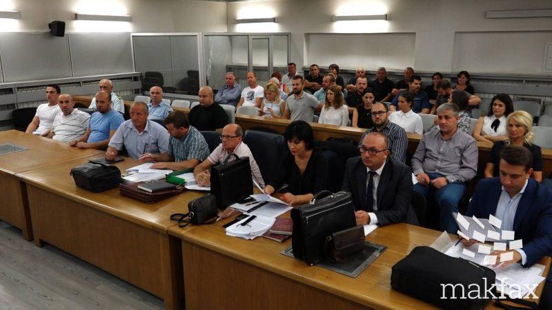 """Случај """"Монструм"""": во судницата се слушаат разговори во врска со настанот на луѓе блиски до Груевски"""