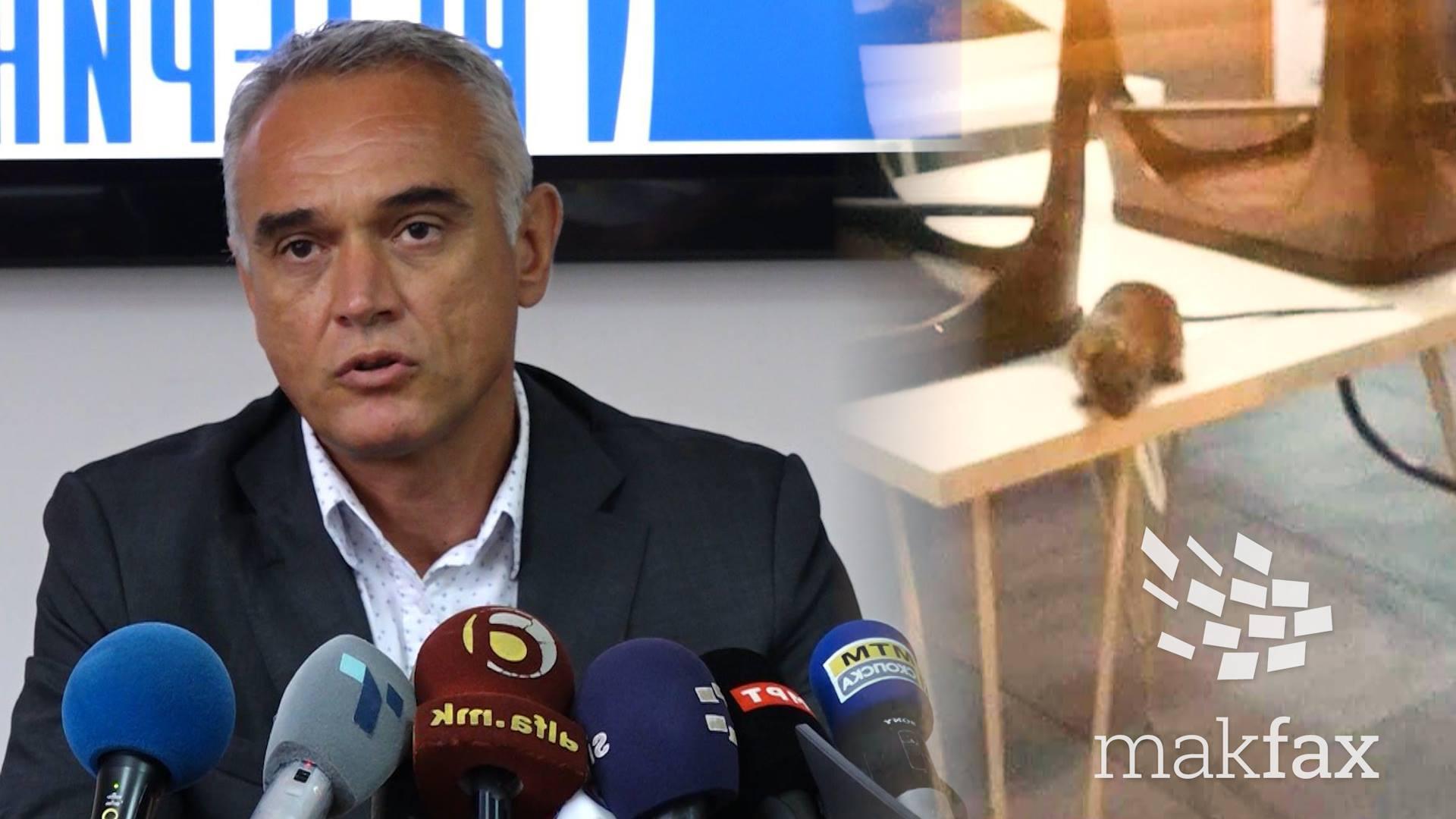 Zoran Atanasov, direktor