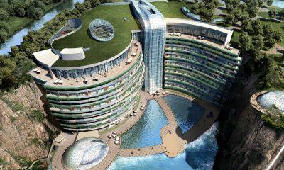 хотел, Шангај
