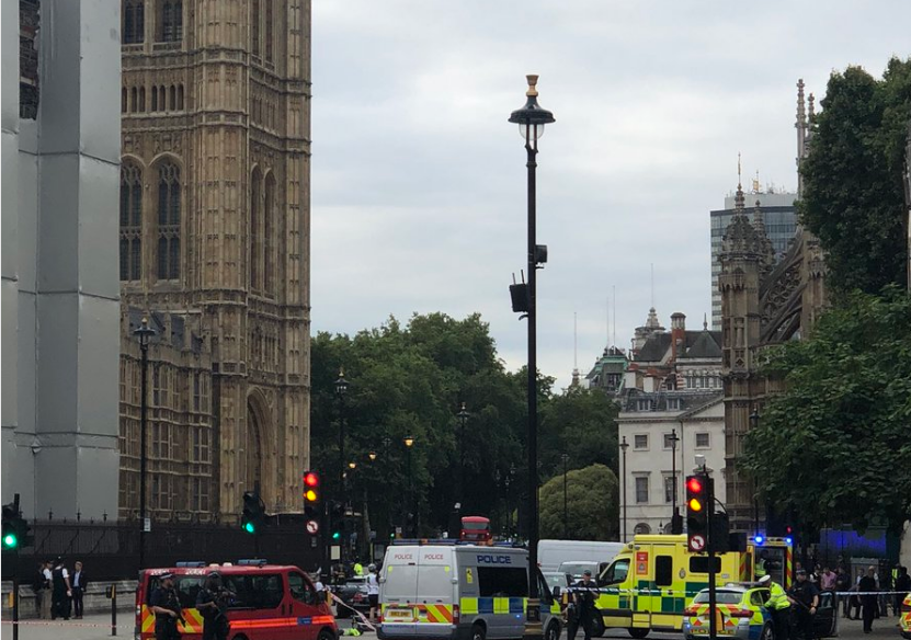 Лондон, парламент